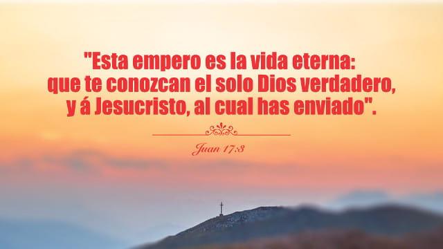 Versículos de la Biblia sobre la Vida Eterna
