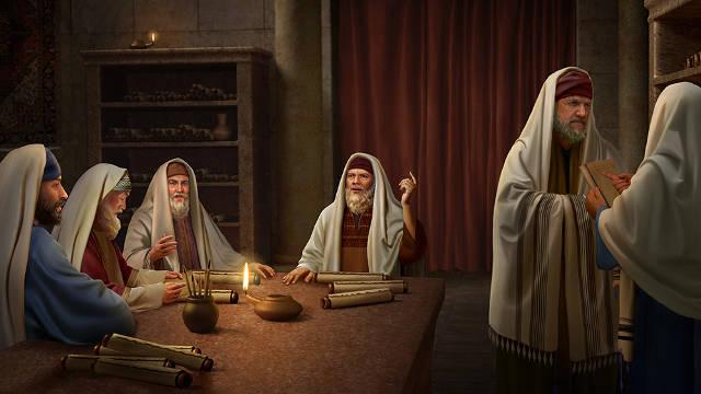 los fariseos