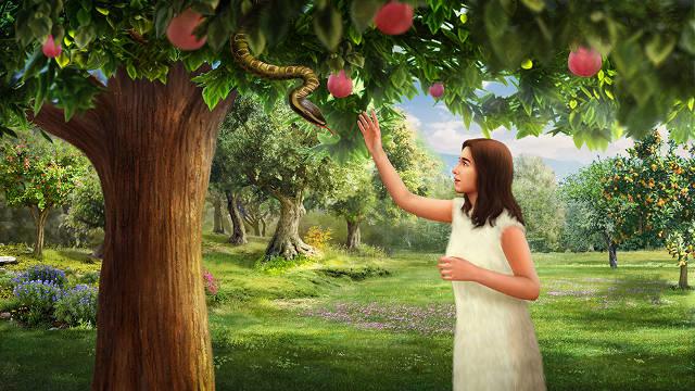 Eva,historias biblicas,