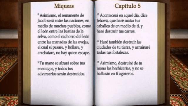 Matrimonio En La Biblia Reina Valera : La biblia quot miqueas completo reina valera antiguo testamento