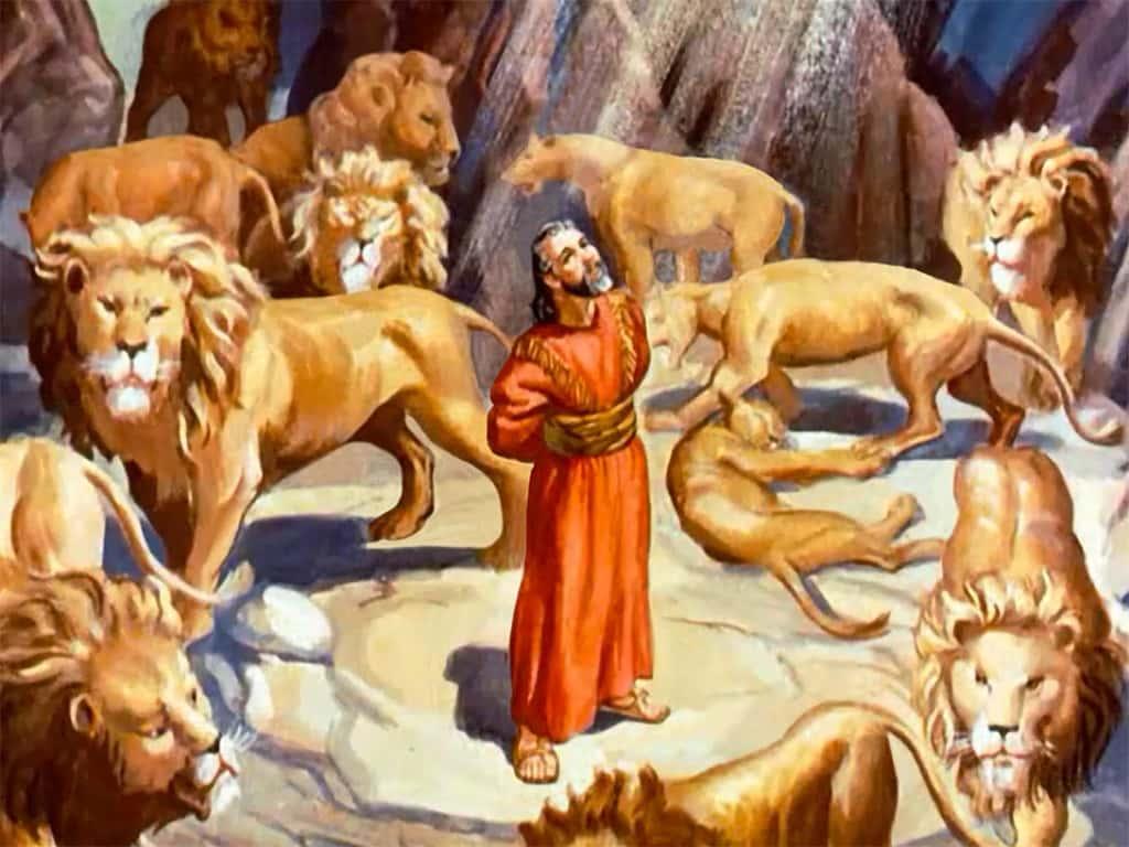 Daniel en el foso de los leones - Conocer la autoridad de Dios
