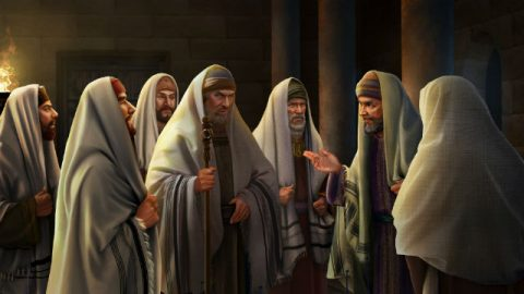 El complot para matar a Jesús