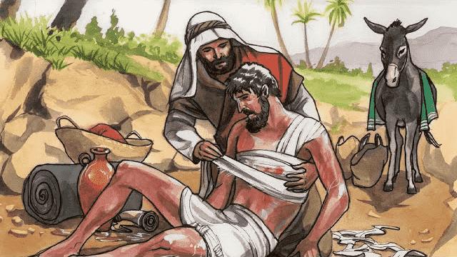 Resultado de imagen para buen samaritano