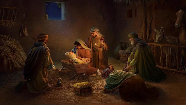 Predicas cristianas,Por qué el Jesucristo se humanó para realizar Su obra entre los hombres