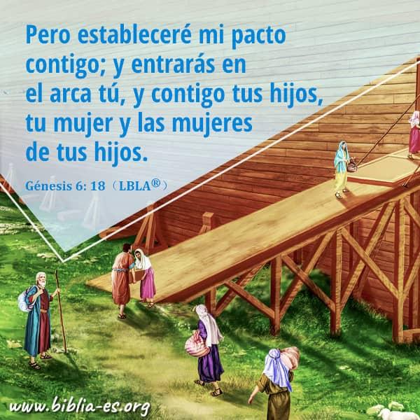 Noé y su familia,el arco,Evangelio de hoy,evangelio del dia,Génesis