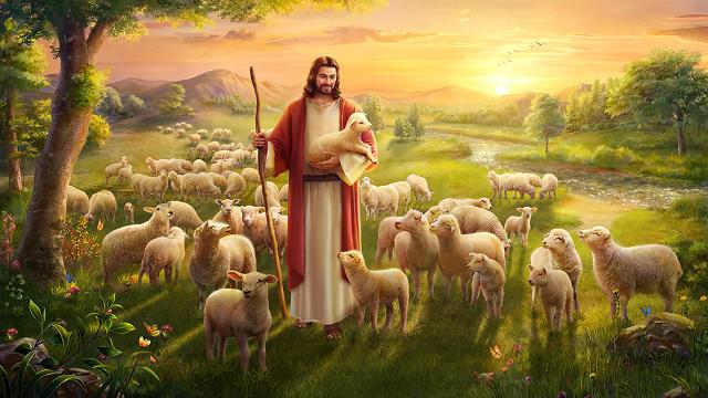 Estudios biblicos,Parábola de la oveja perdida