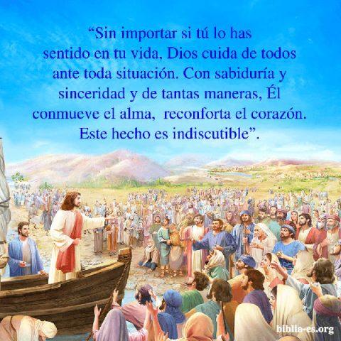 conocer a Dios, el amor de Dios