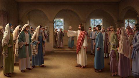 Estudios biblicos,La reprensión de Jesús a los fariseos