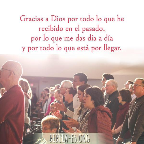 Frases Cristianas Agradecimiento A Dios