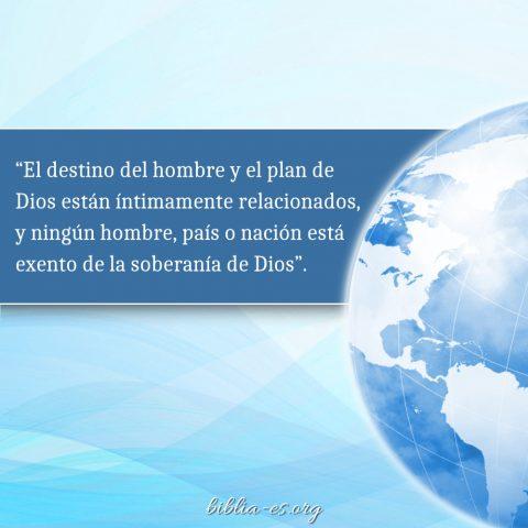 Lectura del día, Dios,tierra,mundo