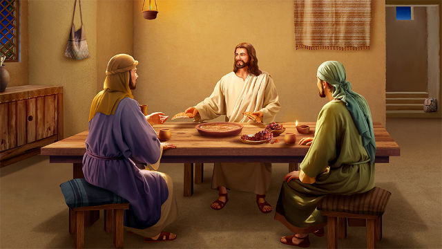 Resurrección de Jesús,Conocer el amor de Dios
