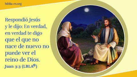 Predicas cristianas,Jesucristo,nacer de nuevo,Biblia
