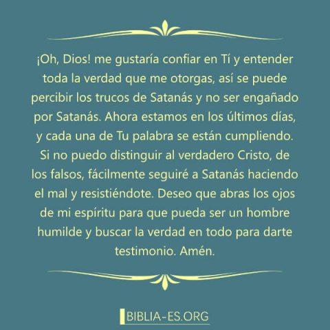 Oración a Dios,hablar con Dios