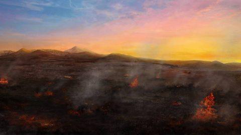 La Destrucción de Sodoma,historias biblicas,el caracter justo de Dios