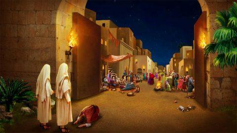 La corrupción de Sodoma: indignante para el hombre, exasperante para Dios