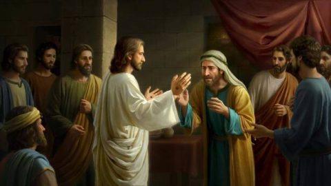 Nuevas reflexiones cristianas - ¿Eres Tomás o Pedro?