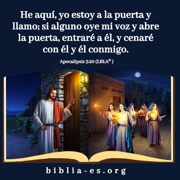 Apocalipsis,imagen de Jesucristo,imagen de 10 virgenes