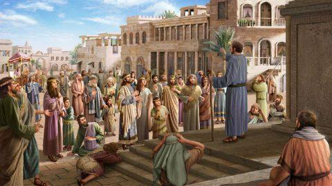 La advertencia de Jehová Dios llega a los ninivitas