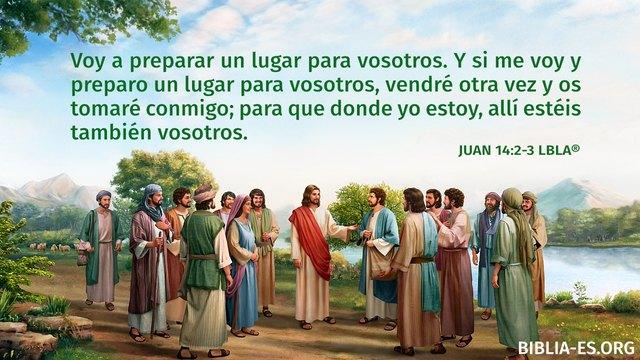 Juan14:2-3, Jesús, Cristo