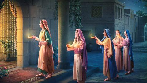 Evangelio de hoy | Estudio biblico de las 10 virgenes