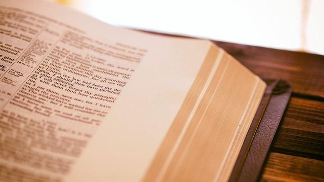 biblia, leer la biblia