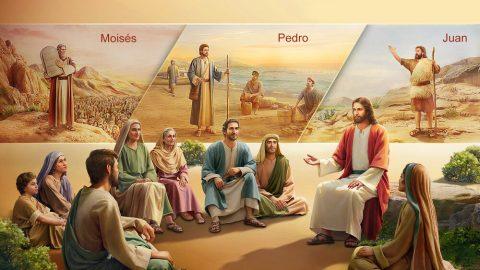 Las diferencias esenciales entre el Dios encarnado y aquellos que son usados por Dios