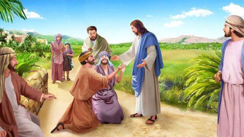 El ciego de nacimiento reflexión - La historia de Jesús sana a un ciego de nacimiento