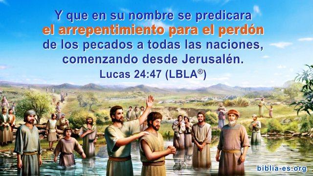 Lucas 24:47