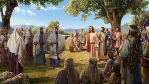 la resistencia frenética de los fariseos hacia Jesucristo