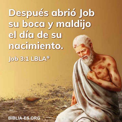 Job 3:1