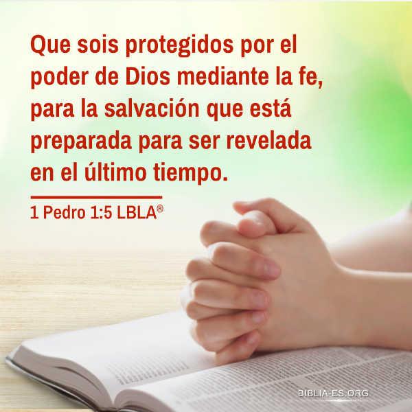 1 Pedro 1:5