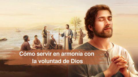 Cómo servir en armonía con la voluntad de Dios