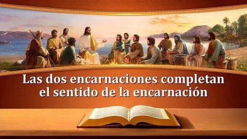 Las dos encarnaciones completan el sentido de la encarnación