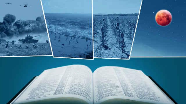 Profecías bíblicas sobre las señales de los últimos días