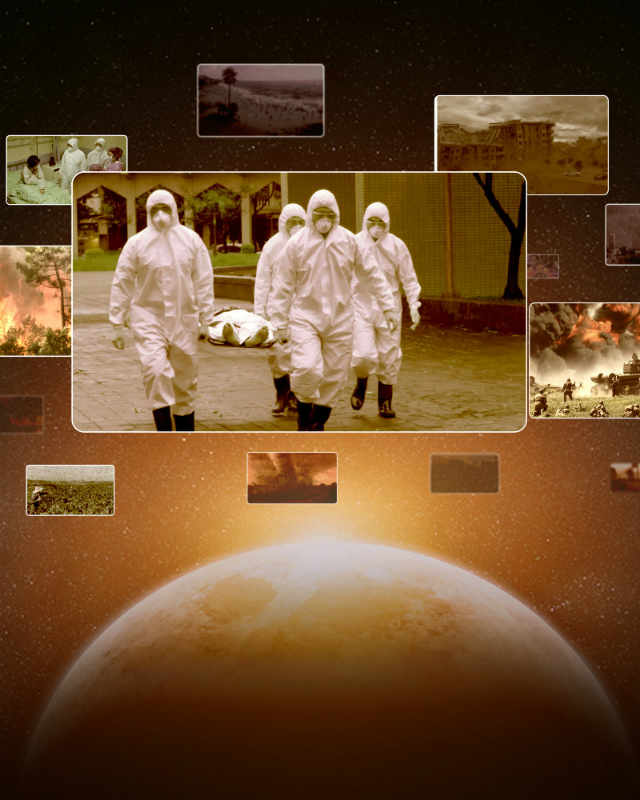 Se están cumpliendo las profecías bíblicas sobre desastres de los últimos tiempos