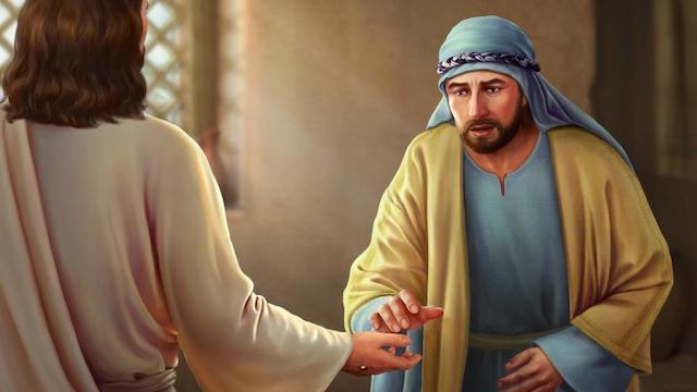 Cuando Tomás escuchó a alguien decir que el Señor Jesús había resucitado, él tampoco se lo creyó. Solamente se lo creería si viera el cuerpo Espiritual del Señor.