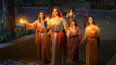 Como reconocer la voz de Dios - Estudio biblico de las 10 virgenes