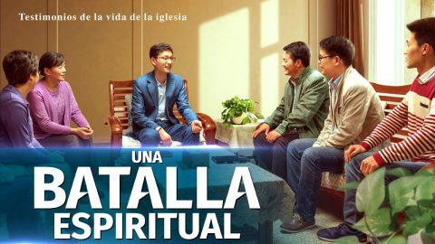 Testimonio cristiano 2020 | Una batalla espiritual