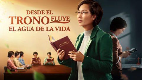 """Película cristiana HD   """"Desde el trono fluye el agua de la vida"""""""