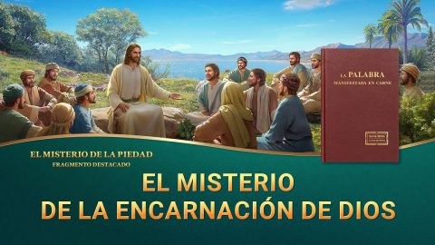 """Fragmento 3 de película evangélico """"El misterio de la piedad"""": El misterio de la encarnación de Dios (Español Latino)"""