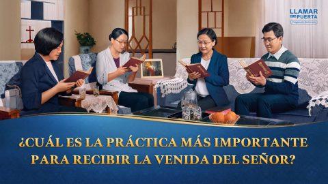 Llamar a la puerta (I) - ¿Cuál es la práctica más importante para recibir la venida del Señor?